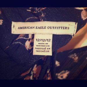 American Eagle mini dress. Lightly worn